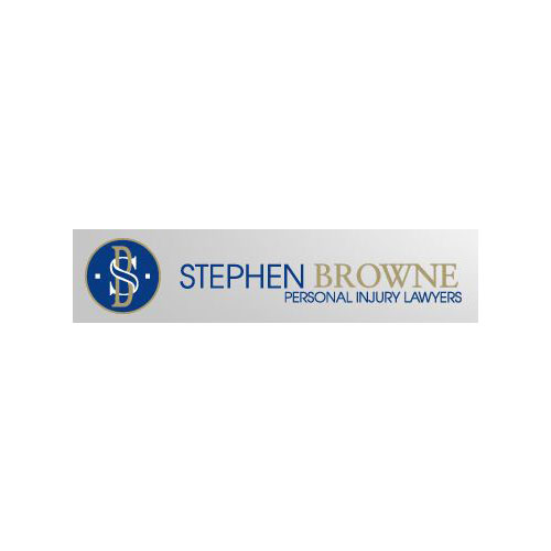 Stephen Browne Personal Injury Lawyers, Personal Injury Claims